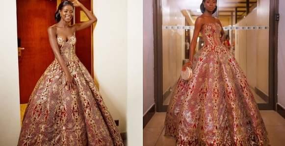 #AMVCA2018: Bobrisky declares BBNaija's Khloe as best dressed female (Photos)