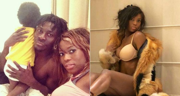 Obafemi Martins And Abigail Barwuah Tile