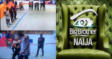 #BBNaija 2018: Here Are The New Pairings In The House