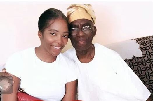Tiwa Savage Shares Beautiful Photo With Her Dad To Celebrate His Birthday Lailasnews1