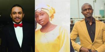 Daddy Freeze and Ik Osakioduwa react to the refusal of Boko Haram to release the Christian Dapchi girl