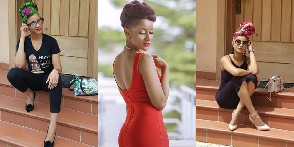 Adesua Etomi is out here glowing like the star she is (Photos)