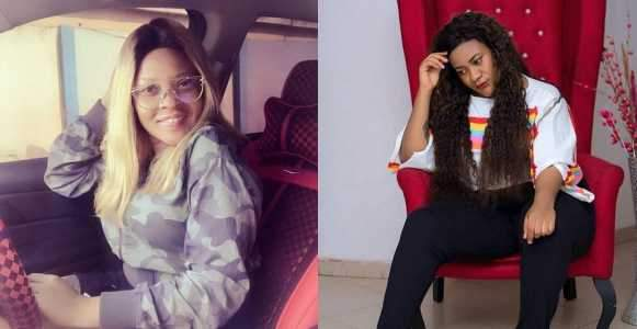 Actress Solaja Heartbroken Over What Her Colleague Nkechi Blessing Allegedly Said About Her Mercy Aigbe Bimbo Ogunnowo And Bobrisky