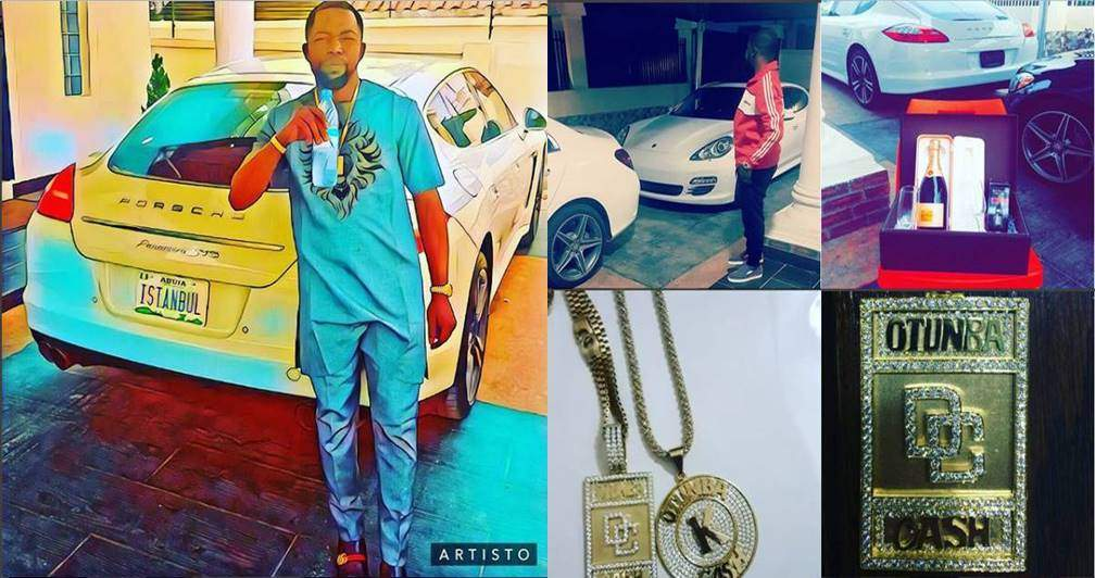 Luxurious Lifestyle Of Otunba Cash Arrested In Turkey For 1.4 Million Scam Photos