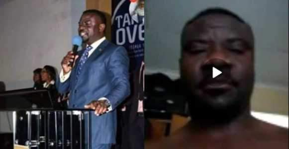 Pastor Caught Sending Nude Photos To Married Church Member
