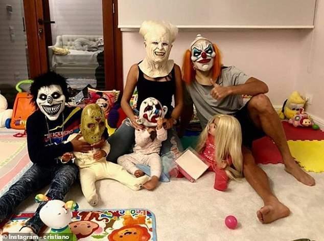 Ronaldo Halloween