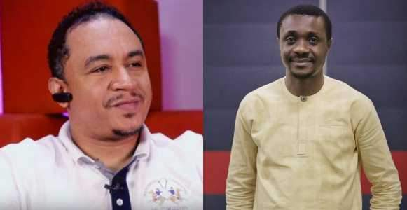 Stop Praying For Peoples Marriages To Be Healed Jesus Never Did Daddy Freeze Tells Singer Nathaniel Bassey