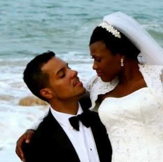 Uche Jumbo Wedding Pictures