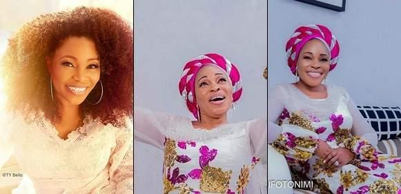 Gospel Singer Tope Alabi Celebrates Her Birthday Today