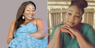 What My Father Did When I Became Pregnant At Age 14 - Nigerian Actress, Ada Ameh Reveals