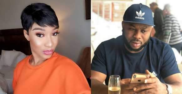Between Tonto Dikeh And A Fake IG Account She Believes Is Being Run By Her Ex Husband Olakunle Churchill