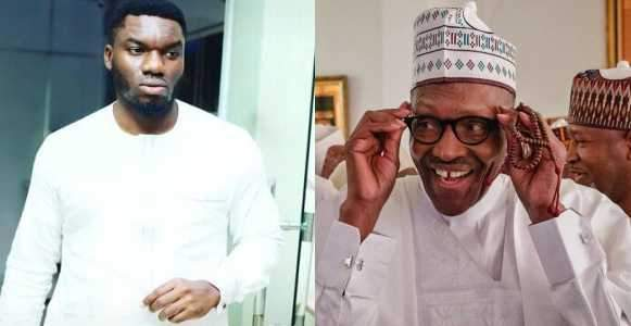 Call Me A Bastard If Nigeria Does Not Experience Economic Boom After Buharis Re Election Doyin Okupes Son Tells Nigerians