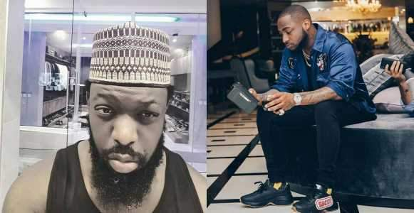 Davido Throws Shade Hours After Timaya Posted About Competition