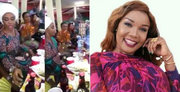 Police ACP Yomi Shogunle Declares Yoruba Woman Wanted For Stealing At A Party Video Tile