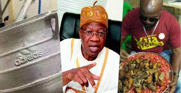See How Nigerians Are Reacting To Lai Mohammeds Claim That N3.5m Is Spent Monthly To Feed El Zakzaky