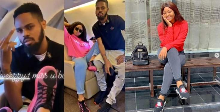 Regina Daniels Brother Reacts To Her Marriage Rumours With Ned Nwoko