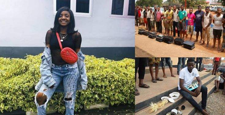 Simi Berates Yahoo Boys Officially Bans Them From Buying Or Listening To Her Music