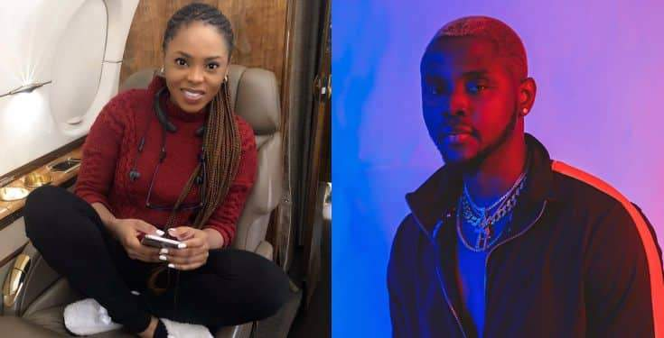 Chidinma demands apology from City FM after an OAP said Kizz Daniel's #FvckYou song was about her