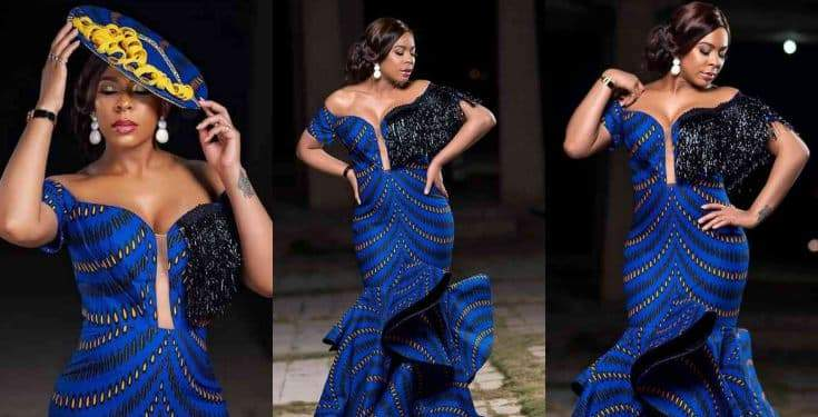 Fans congratulate Tboss after she shared close-up shot of her tummy amidst pregnancy rumors