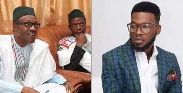 Stop police brutal killings; It can be your turn tomorrow-  Broda Shaggi tells Buhari and Osibanjo