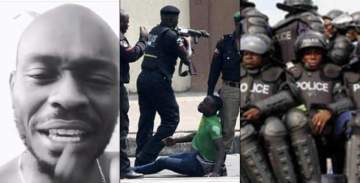 75 Percent Of Police Officers Are Suffering From Mental Disorder - Mr Jollof
