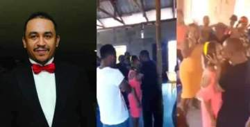 Daddy Freeze calls out Pastor who kisses female members during deliverance
