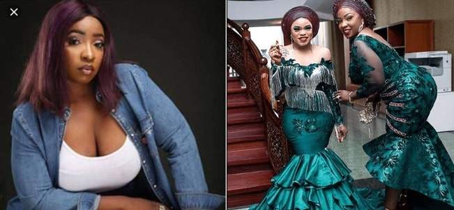 Anita Joseph blasts follower who placed a curse on her for acting a movie with Bobrisky