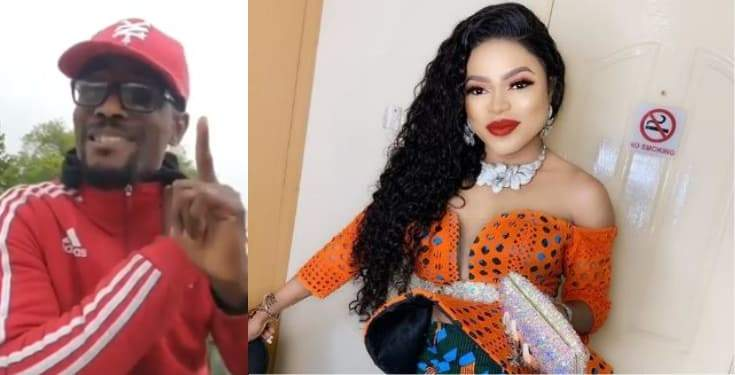 Man Calls Out Bobrisky As He Initiates Process To Get Him Arrested Video