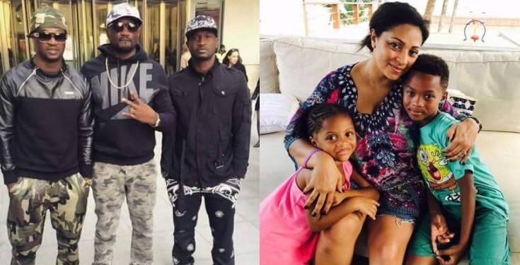 I Choose My Wife And Kids Over My Brothers Peter Okoye
