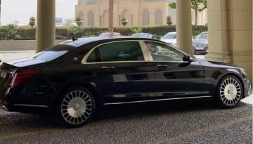 Hushpuppi Buys N71m 2018 Mercedes Maybach S650 (Video)