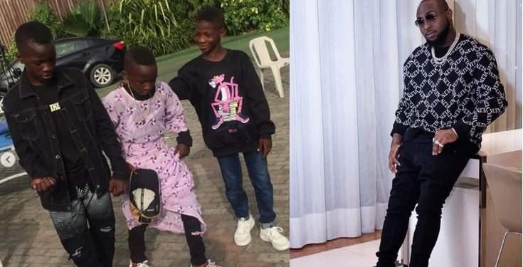 Singer Davido Unfollows Ikorodu Bois On Instagram