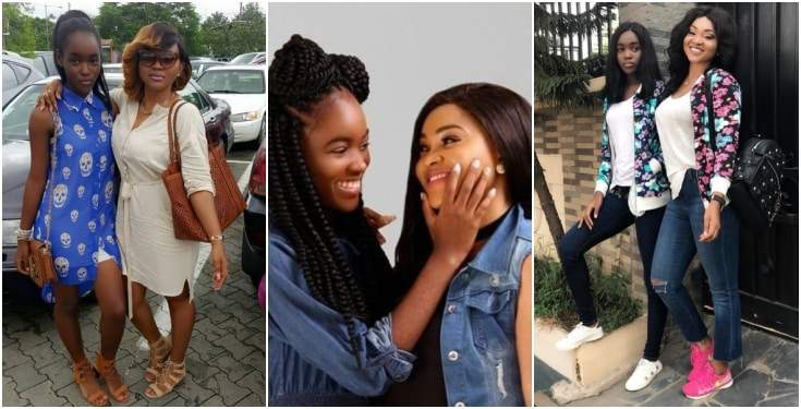 Mercy Aigbe threatens to sue blogger who lied about her daughter's upkeep