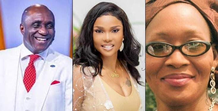 Kemi Olunloyo Leaks Shocking Chats That Prove Pastor Ibiyiomie And Iyabo Ojo Are Allegedly Dating