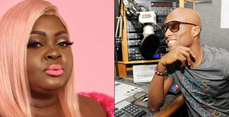 Dear Eniola Badmus, you are truly a psychopath- Cool FM OAP, N6 slams actress for cussing him out