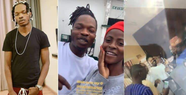 Singer Naira Marley Finally Out On Bail Video