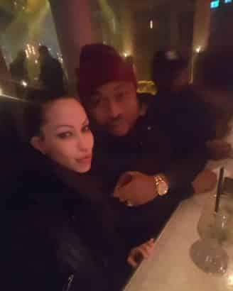 Tonto Dikeh%E2%80%99s Ex Husband Olakunle Churchill Celebrates His New Girlfriend