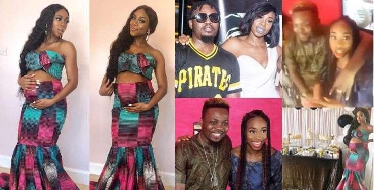 OAP Maria Okan Allegedly Expecting A Baby With YBNL Boss Olamide