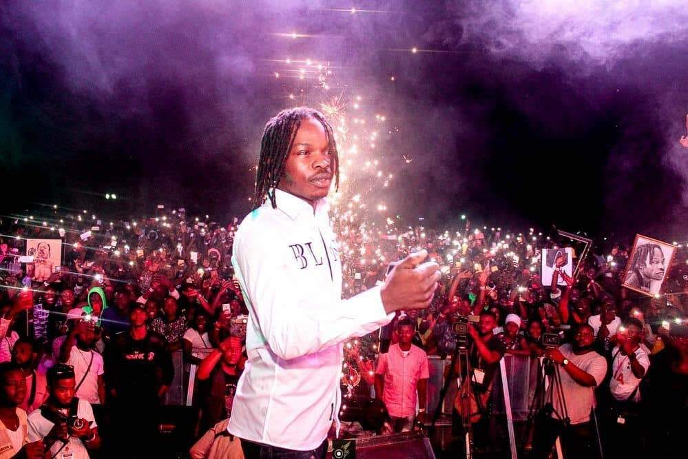 My Music Can Cure Depression. Naira Marley Says 1