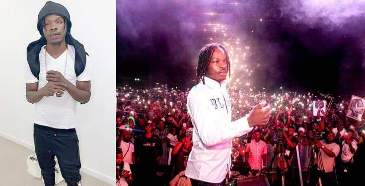My Music Can Cure Depression. Naira Marley Says