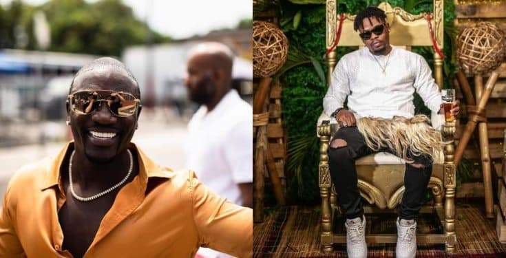Akon Signs Olamide Baddo To Konvict Music Worldwide