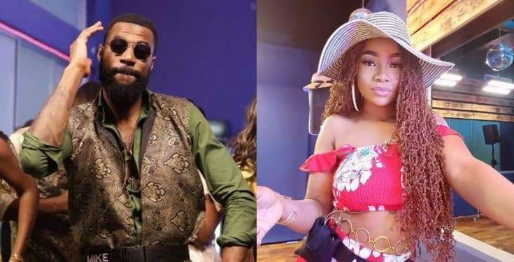BBNaija So Tacha With Body Odour Beat Mike From London Lady Says