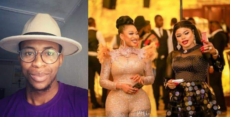 Bobrisky And Tonto Dikeh Gift Fan N250k For Constantly Having Their Backs