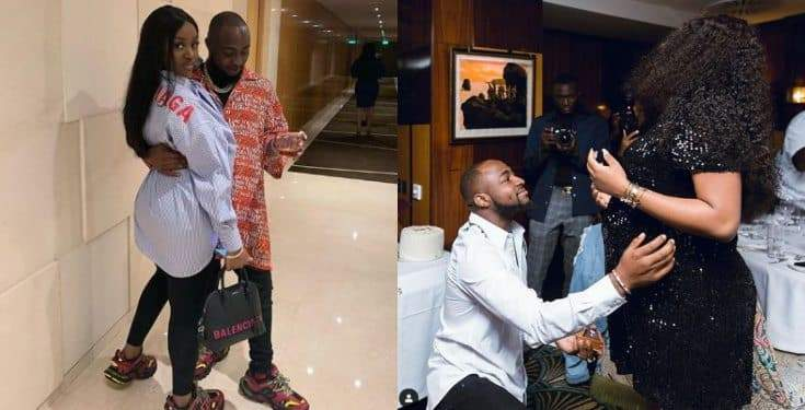 Davido Finally Confirms He Is Expecting A Child With Chioma 1