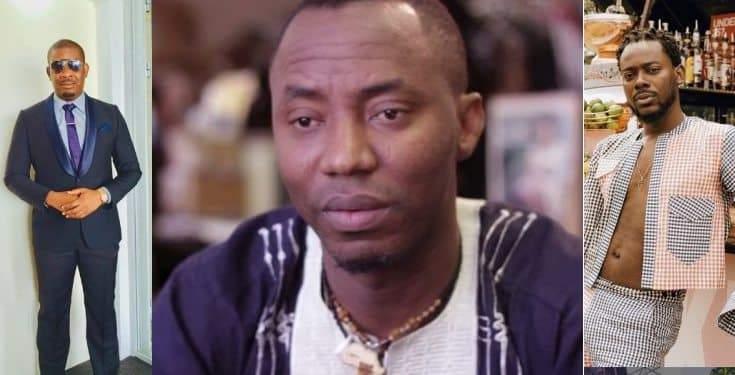 Don Jazzy Adekunle Gold Omojuwa Others React To The New Charges Against Omoyele Sowore