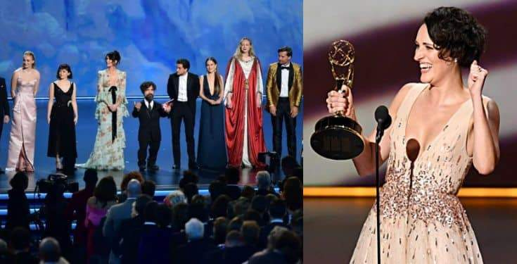 Emmy Awards 2019 The Complete List Of Winners 1