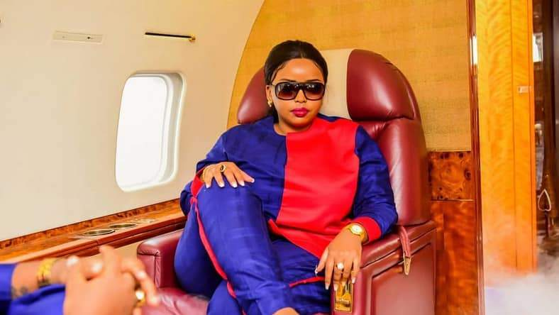 I Trust That If Jesus Was Preaching These Days He Will Be Using A Private Jet Rev. Lucy Natasha Reveals Why She Bought A Private Jet 1