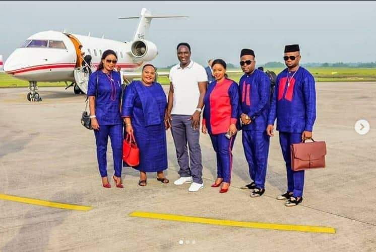 I Trust That If Jesus Was Preaching These Days He Will Be Using A Private Jet Rev. Lucy Natasha Reveals Why She Bought A Private Jet 2