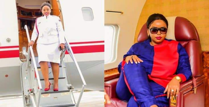 I Trust That If Jesus Was Preaching These Days He Will Be Using A Private Jet Rev. Lucy Natasha Reveals Why She Bought A Private Jet