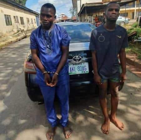 Pastor Kidnaps