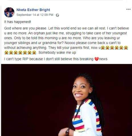 She Was Not A Prostitute Sister Of Latest Victim Of Port Harcourt Serial Killer Cries Out 4